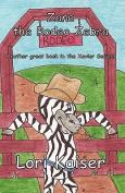 Zane the Rodeo Zebra