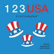 123 USA [Board Book]