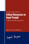 Critical Discourses on Gopal Parajuli