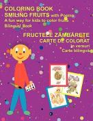 Coloring Book Smiling Fruits  [MUL]