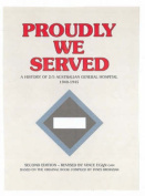 Proudly We Served