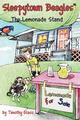 Sleepytown-Beagles-the-Lemonade-Stand-by-Timothy-Glass