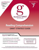 Reading Comprehension GMAT Preparation Guide (Manhattan GMAT Preparation Guide