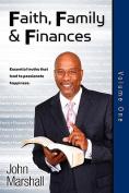 Faith Family & Finances - Volume One