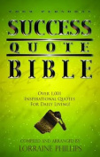 Your Personal Success Quote Bible