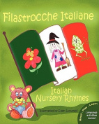 Filastrocche Italiane - Italian Nursery Rhymes [Large Print] [ITA]