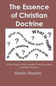 The Essence of Christian Doctrine