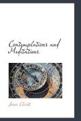 Contemplations and Meditations