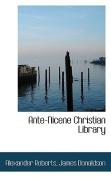 Ante-Nicene Christian Library
