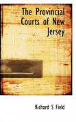The Provincial Courts of New Jersey