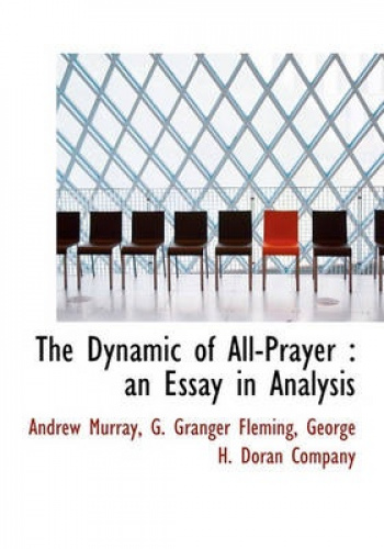 prayer essay