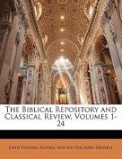 The Biblical Repository and Classical Review, Volumes 1-24