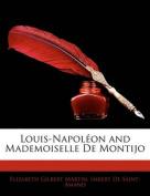 Louis-Napolon and Mademoiselle de Montijo