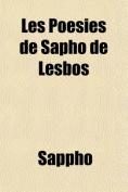 Les Poesies de Sapho de Lesbos [FRE]