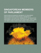 Singaporean Members of Parliament
