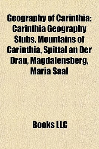 Geography-of-Carinthia-Carinthia-Geography-Stubs-Mountains-of-Carinthia-Spitt