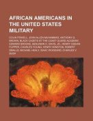 African Americans in the United States Military