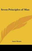 Seven Principles of Man
