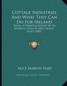 Cottage Industries and What They Can Do for Ireland