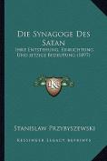 Die Synagoge Des Satan [GER]