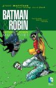 Batman And Robin Deluxe HC Vol 03 Batman Must Die