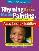 Rhyming Books Marble Painting