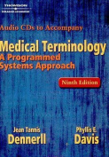 Audio Cds-Medical Terminology