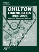 Chilton Timing Belts 1985-2005