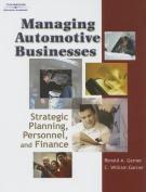 Managing Automotive Businesses