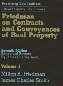 Friedman on Contracts and Conveyances of Real Property