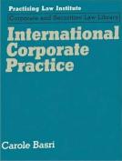 International Corporate Practice