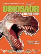 Dinosaur Sticker Book [With 100 Stickers]