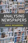 Analysing Newspapers