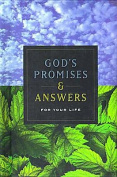God's Promises & Answers  : For Your Life