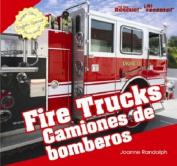 Fire Trucks/Caminones de Bomberos