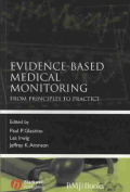 Evidence-based Medical Monitoring