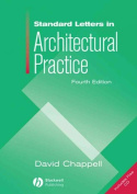 Standard Letters in Architectural Practice [With CDROM]