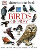 RSPB Birds of Prey Ultimate Sticker Book