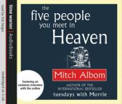The Five People You Meet in Heaven [Audio]