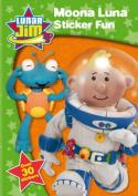 """Lunar Jim"" Sticker Fun"