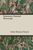 Elementary Chemical Microscopy