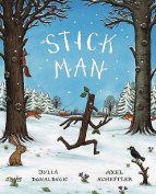 ~ Stick Man Gift Edition Board Book