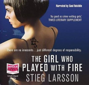 The Girl Who Played with Fire [Audio]