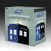 Doctor Who Collection : The Lost TV Episodes [Audio]