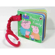Peppa's Family Buggy Book (Peppa Pig) [Board book]