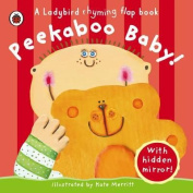 Peekaboo Baby [Board book]
