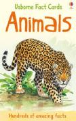 Animals (Usborne Fact Cards)