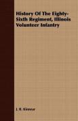 History of the Eighty-Sixth Regiment, Illinois Volunteer Infantry