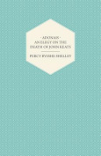Adonais an Elegy on the Death of John Keats