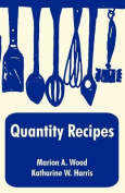 Quantity Recipes